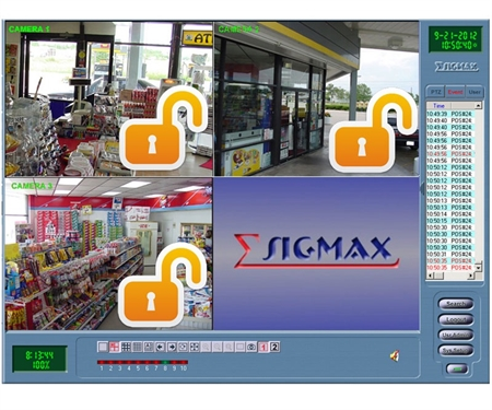 Picture of IP Camera License